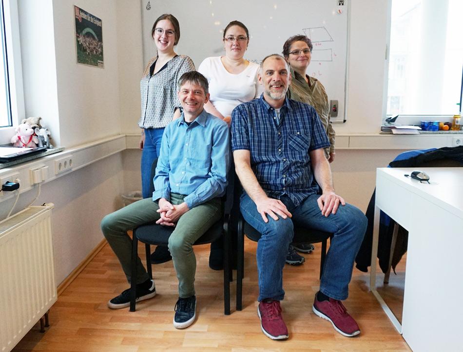 Lernzentrum Team